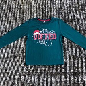 Boys Max & Olivia Pajama Shirt Sz. 8/10